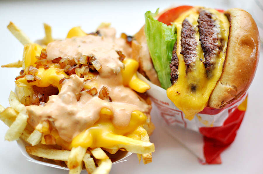 Image gallery in and out burger