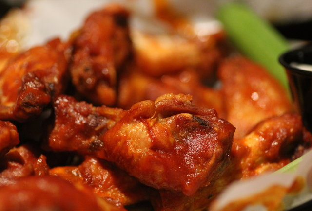how to make bww hot bbq sauce