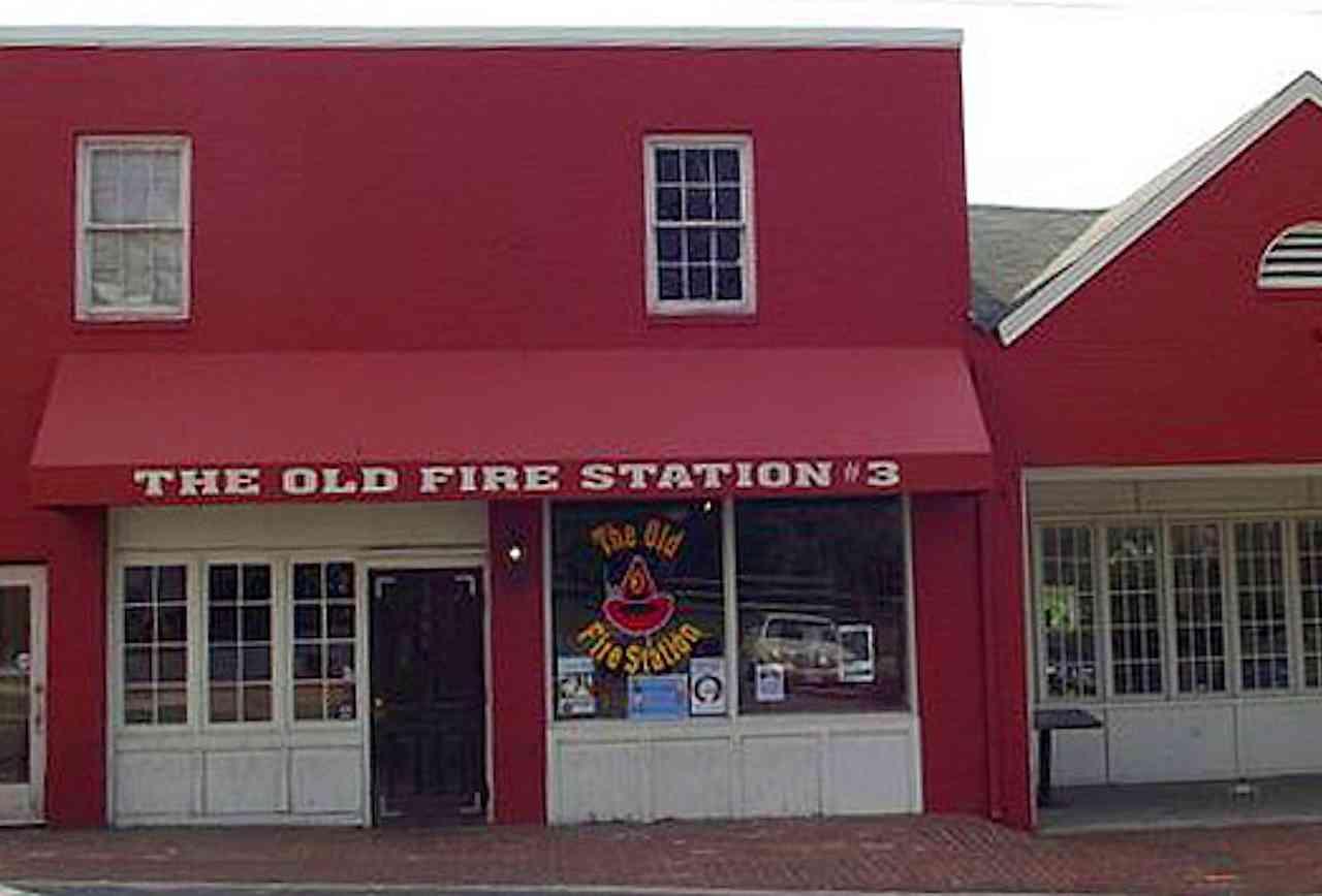 The Old Firestation #3