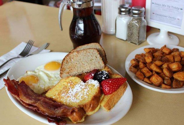 diner dc breakfast royale