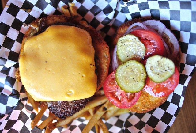 Vesper Lounge Under the radar burgers DEN