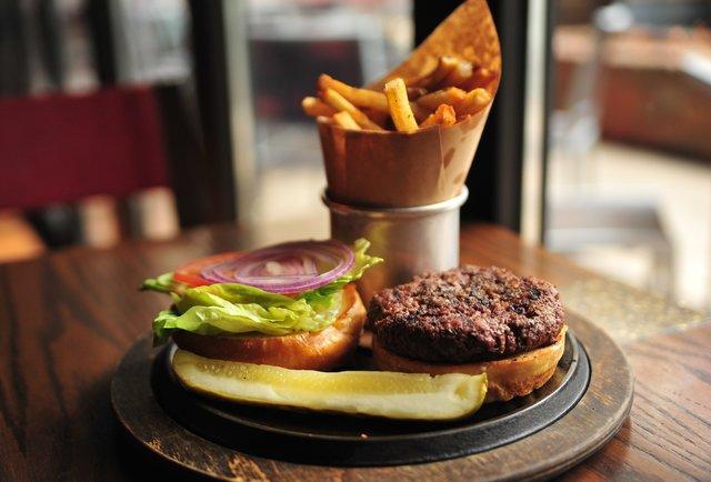 Second Home & Kitchen Under the radar burgers DEN