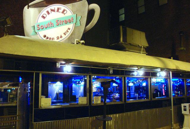 south street diner boston