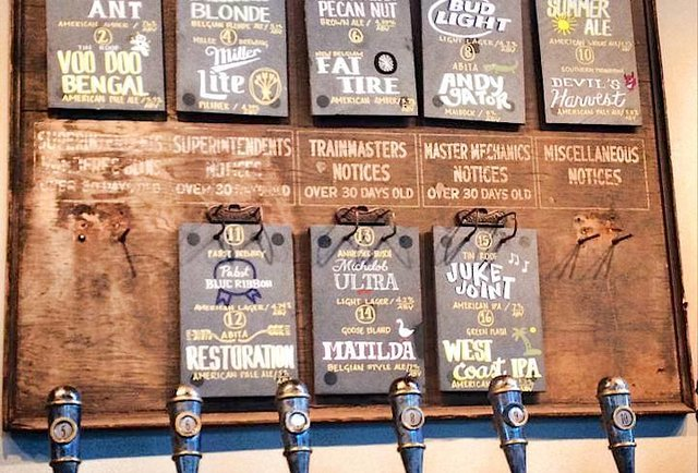 iron horse grill beers