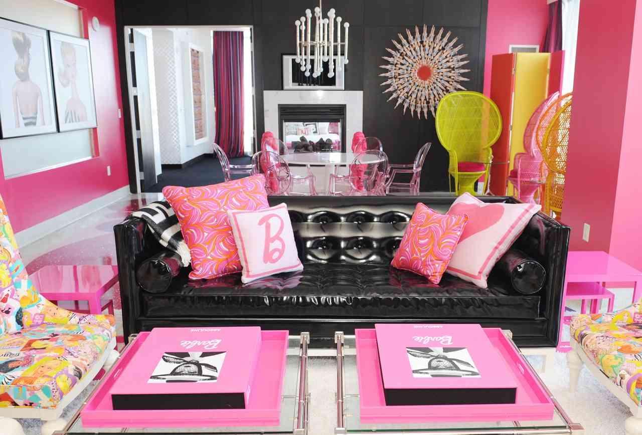 The Barbie Suite