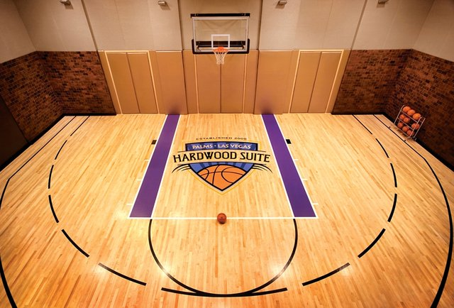 The Hardwood Suite