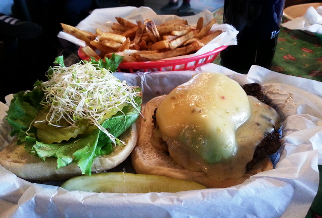 Freddie's Place Under the radar burgers ATX