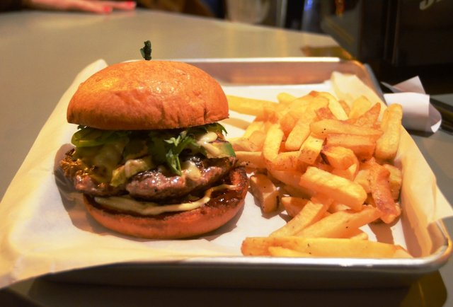 The Silo on 7th Best Under The Radar Burgers ATX