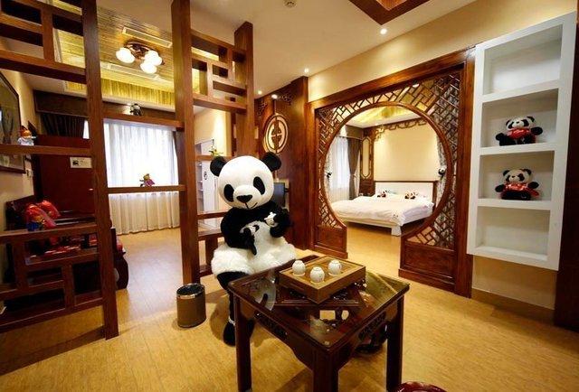 panda inn suite