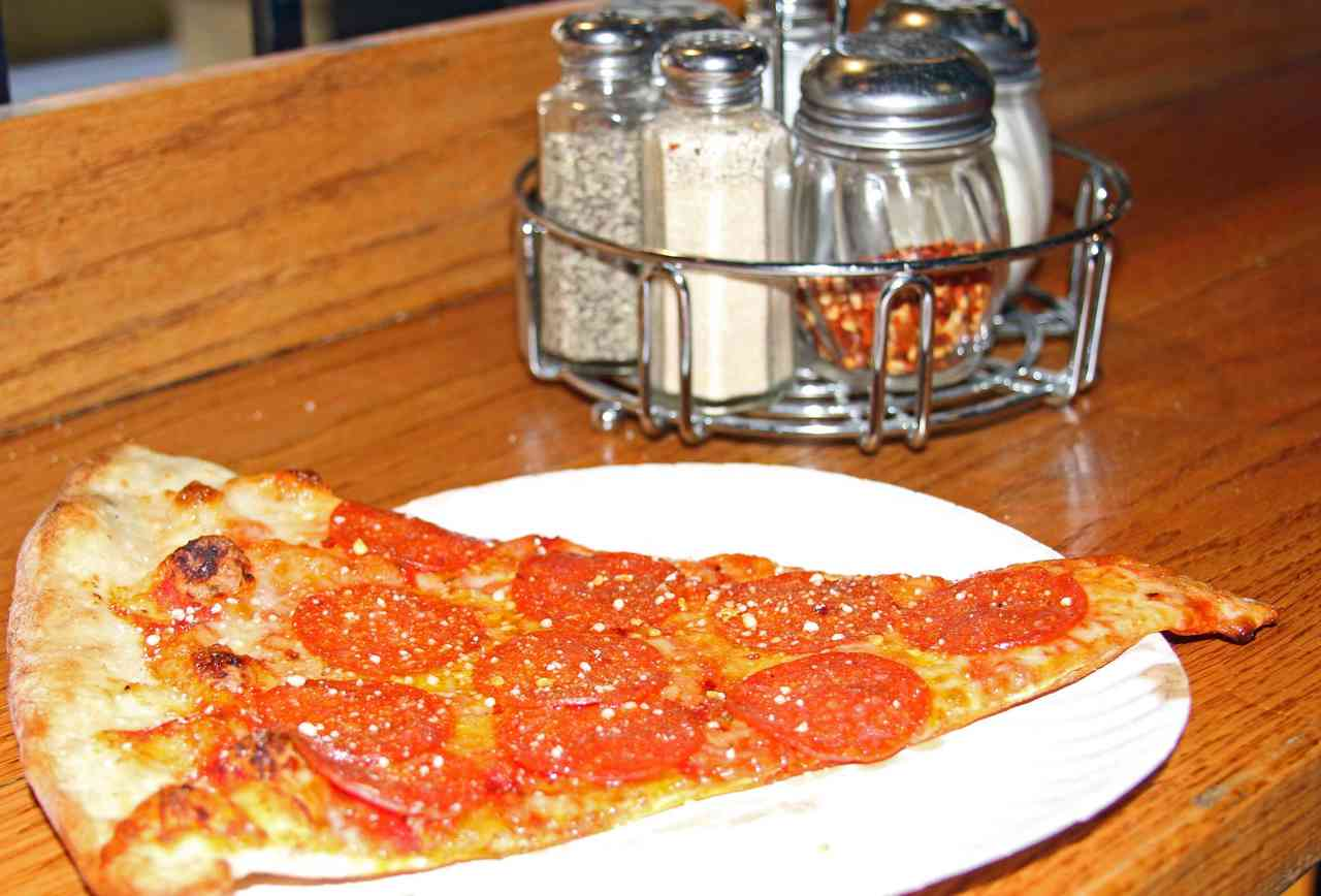 Anthony's Pizza and Pasta Best NYC-Style Pizza in DEN