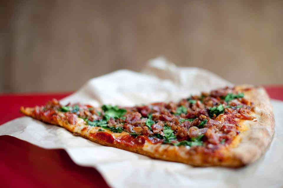 Fat Sully's Best NYC-Style Pizza in DEN