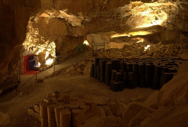 Glorious Underground Cave Suite At Grand Canyon Caverns