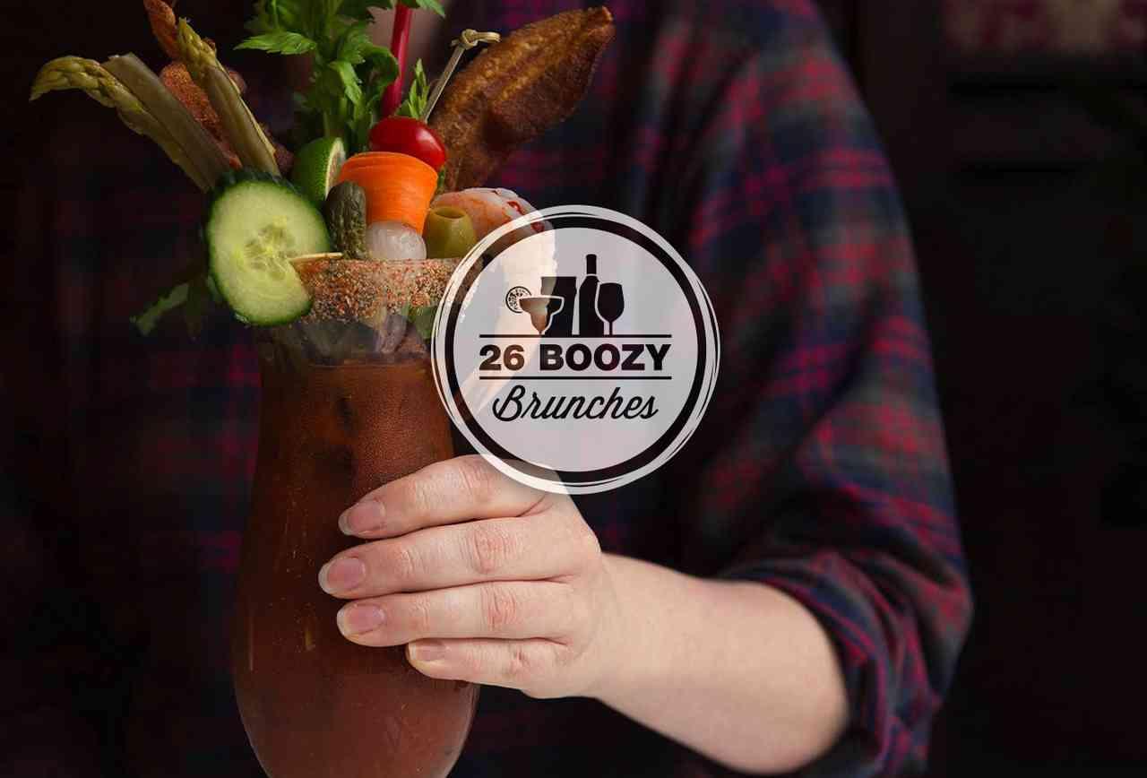26 Boozy Brunches
