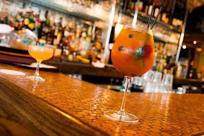 Kingfish Cocktails