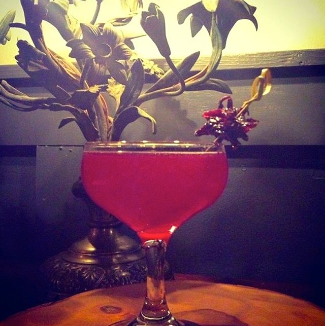 Oxalis Cocktail
