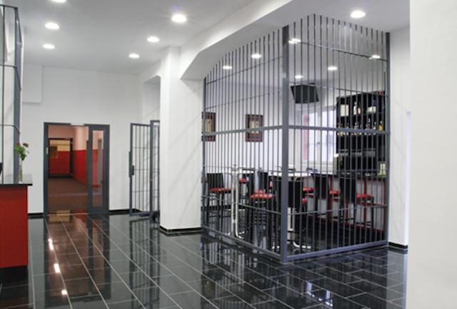 The world 39 s best prison hotels 7 former jails become for Top design hotels deutschland