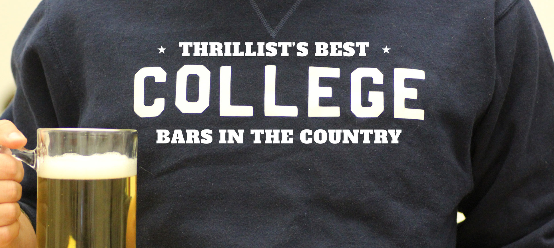best college bars