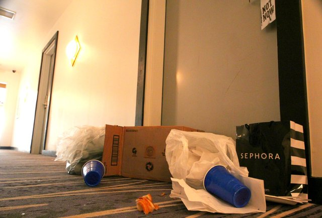 Every Hotel Room Has Condom
