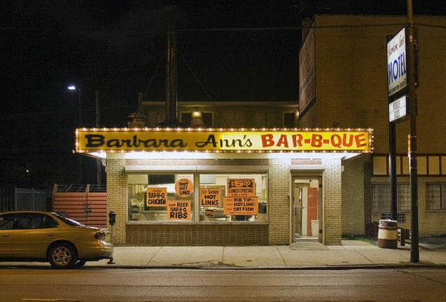 Best bbq chicago