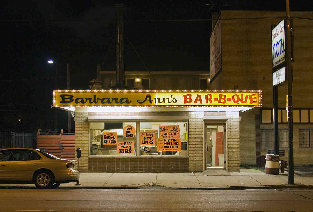 Best bbq chicago