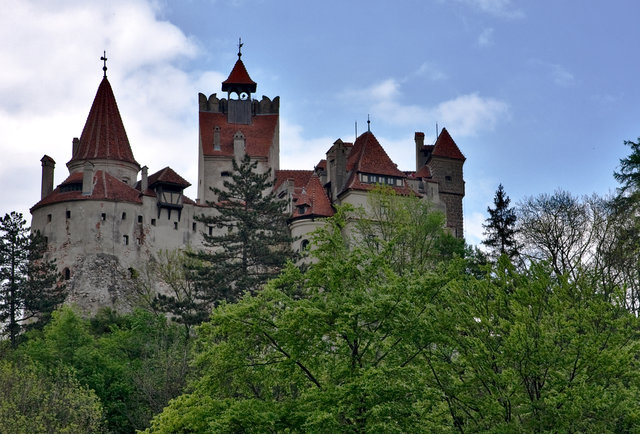 Dracula 39 S Bran Castle In Transylvania Is Up For Sale