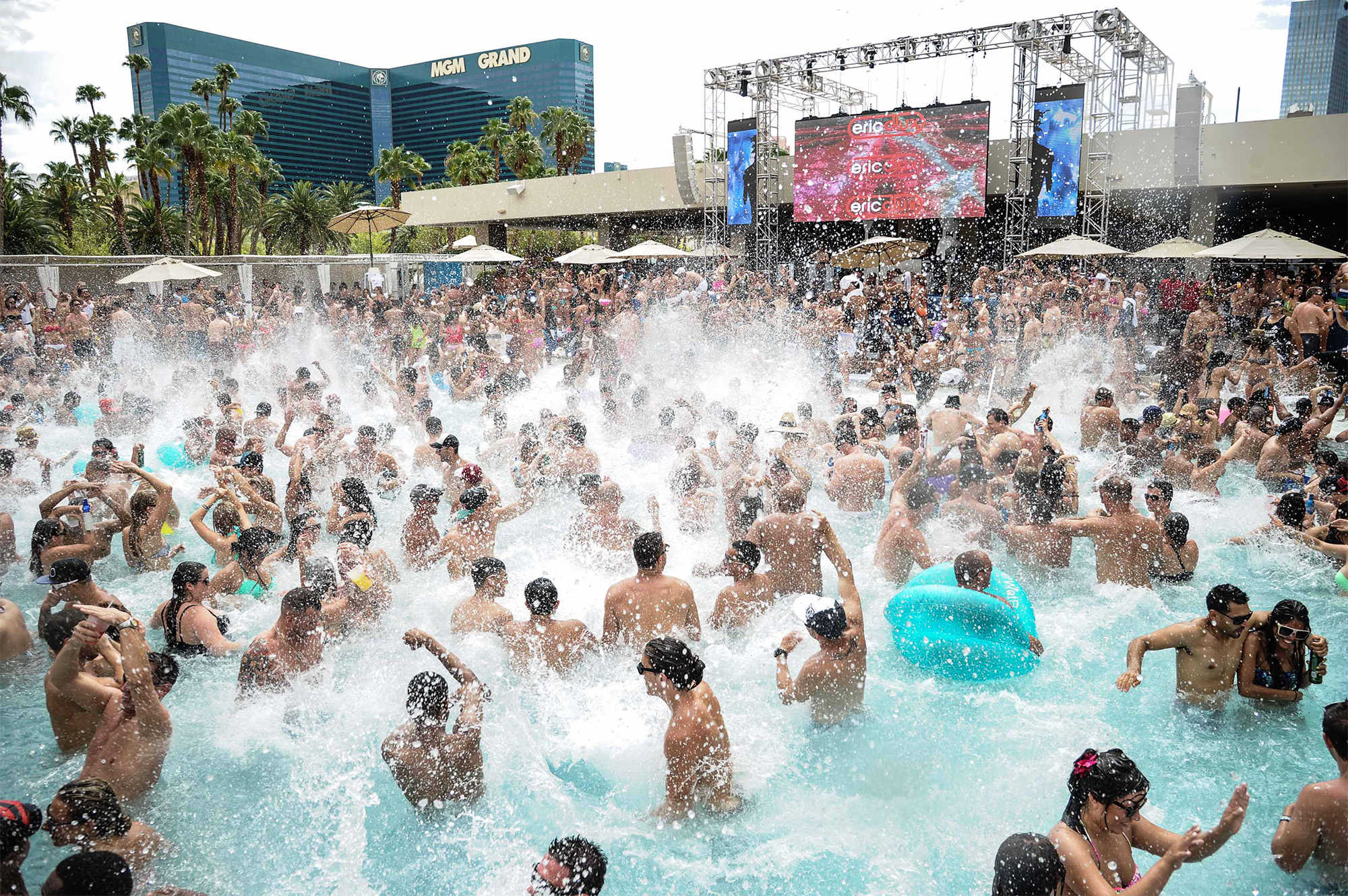 The Wet Republic Pool