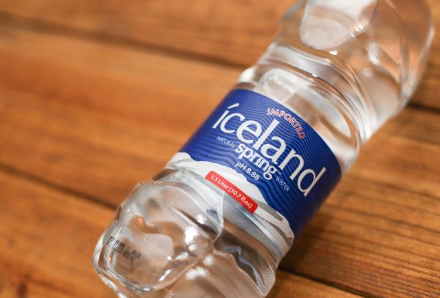 Best Bottled Water Mountain Valley Iceland Spring Penta