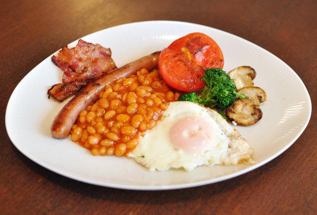 The Best Full English Breakfasts In London