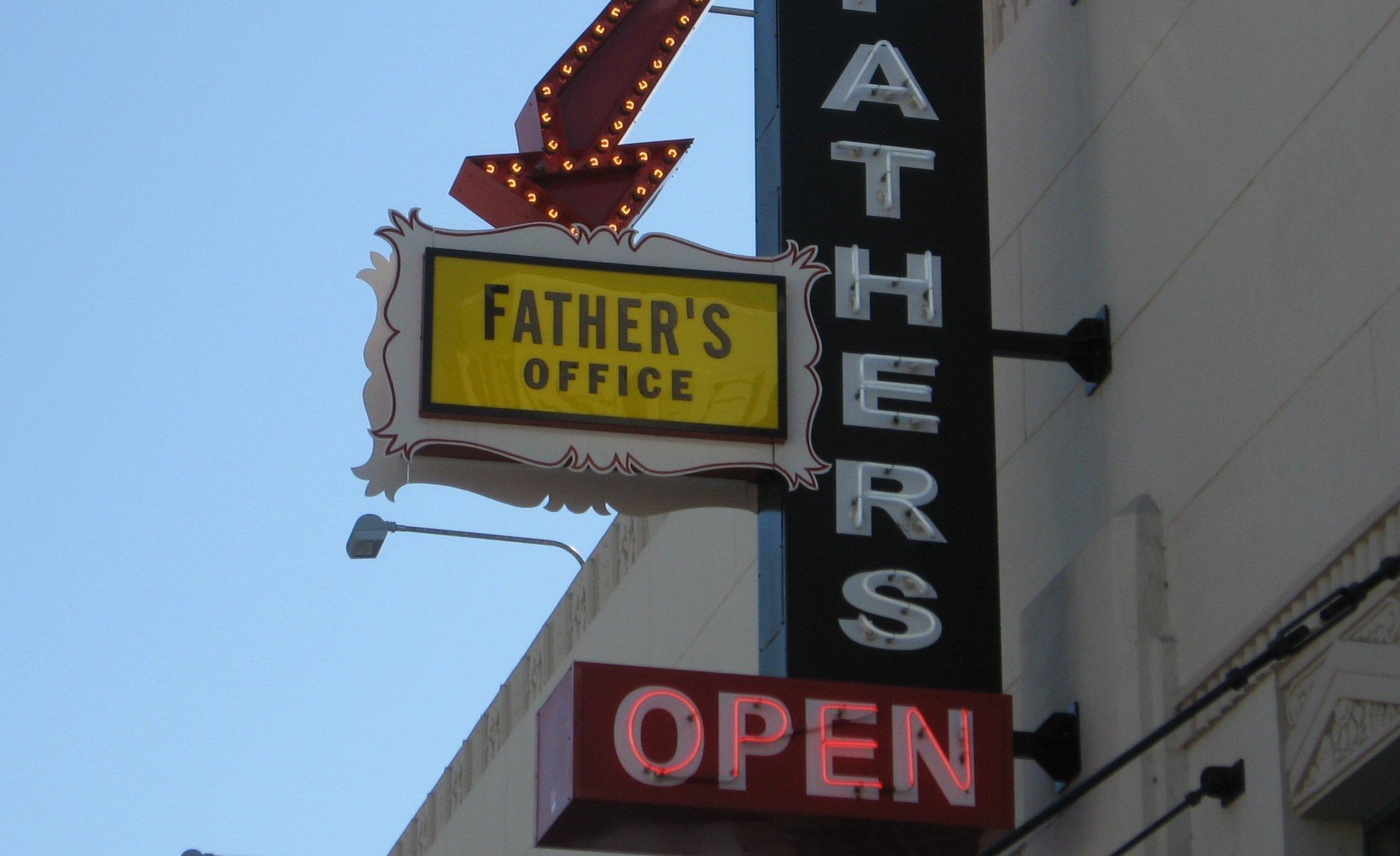 FATHER'S OFFICE LA