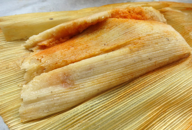 How To Make Hot Dog Stand Tamales