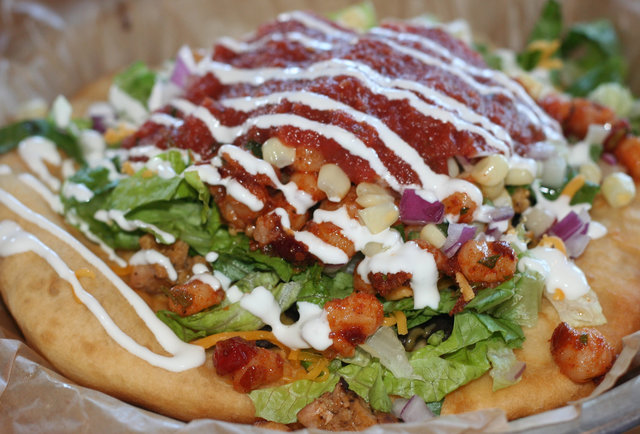 south dakota indian tacos