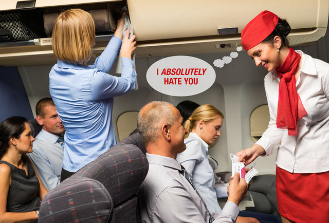 Airplane Etiquette Things That Annoy Flight Attendants