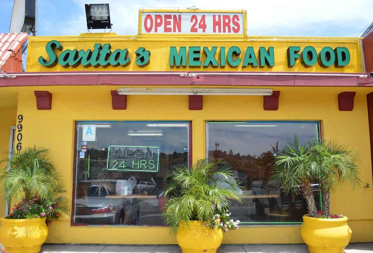 Sarita's Best Burritos SD
