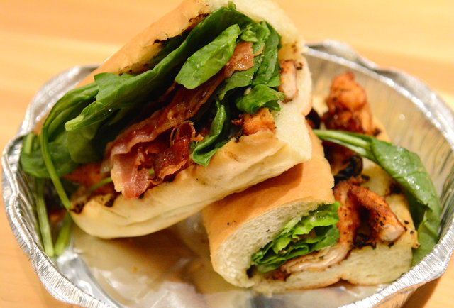 G Street Food Under the radar sandwiches DC
