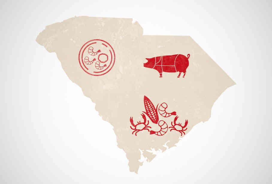 south carolina food
