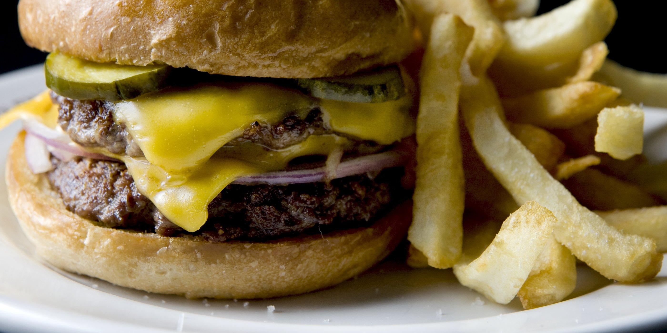 holeman & finch burger