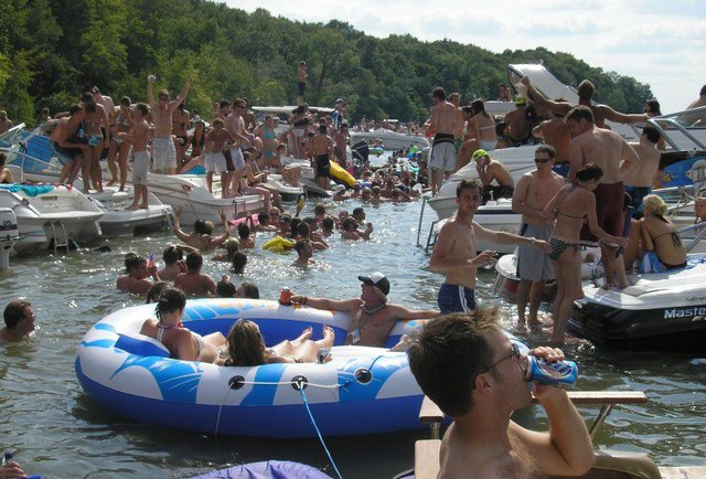 There's nothing Lake minnetonka big island party necessary