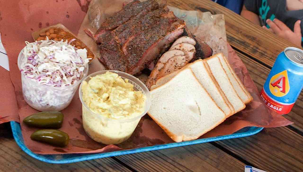 Franklin Barbecue BBQ Panel ATX