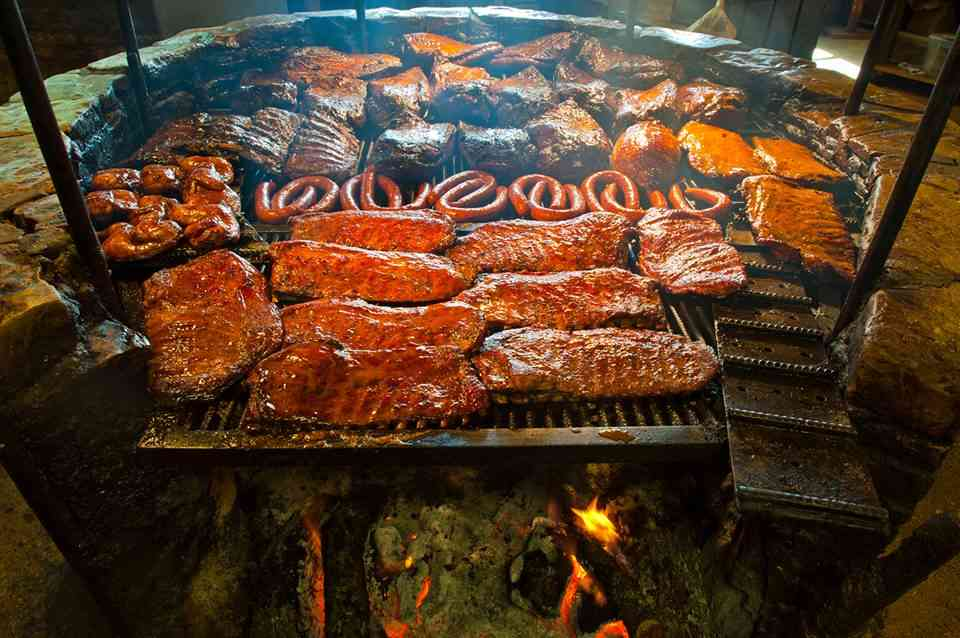 The Salt Lick BBQ Panel ATX