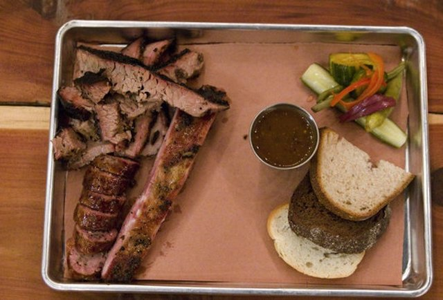 Freedman's BBQ Panel ATX