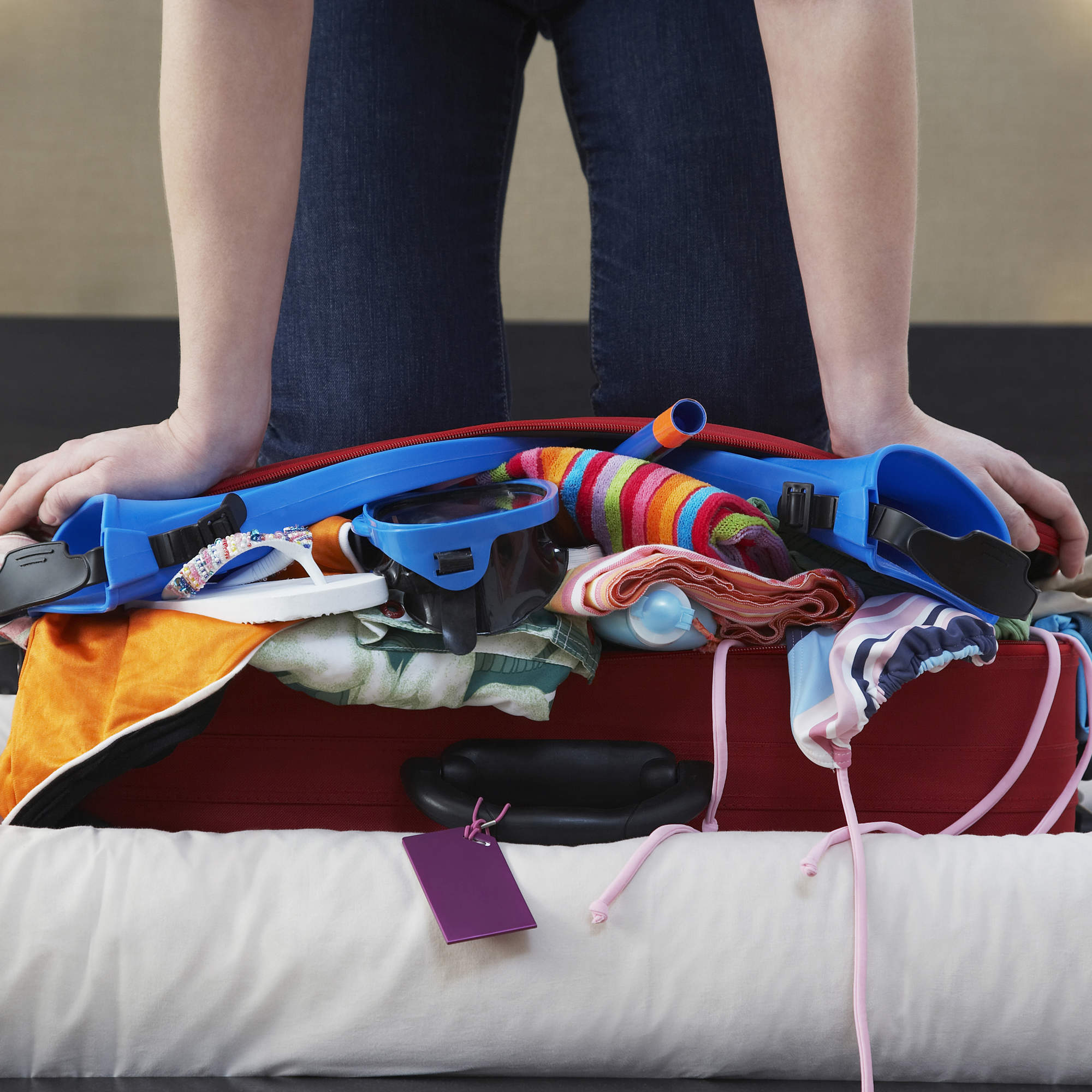 Stop packing these 15 items in your suitcase