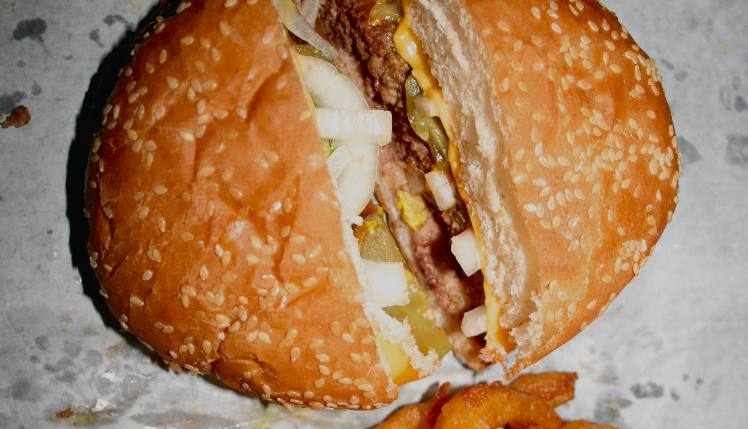 torch burger