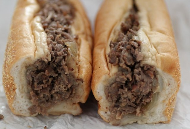 The city's first cheesesteak truck
