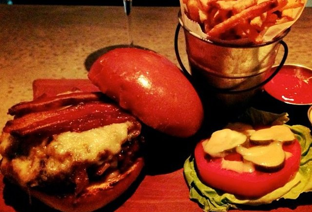 Boulevardier Best Burger by Neighborhood DAL