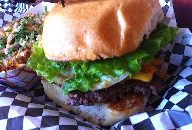 La Burger Best Burger by Neighborhood DAL