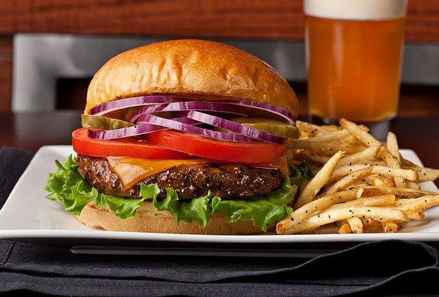Village Burger Bar Best Burger by Neighborhood DAL