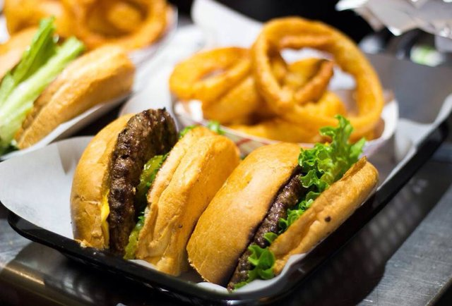 Olive Burger Best Burger by Neighborhood DAL