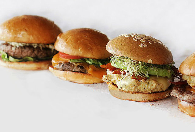Grub Burger Bar Best Burger by Neighborhood DAL