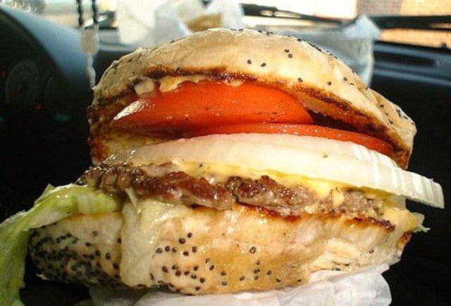 Keller's Drive-In Best Burger by Neighborhood DAL