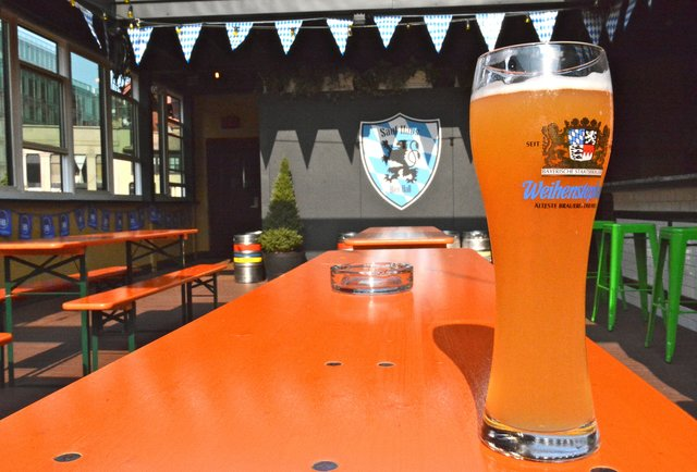 Sauf Haus Beer Garden Dupont Circle Things To Do In